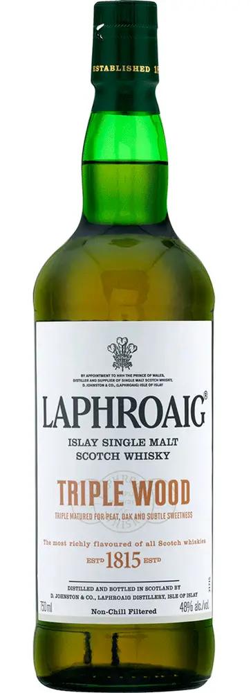 Laphroag Triple Wood